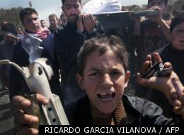 RICARDO GARCIA VILANOVA / AFP