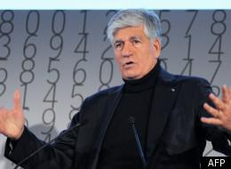 Maurice Levy à Paris le 09 février 2012