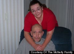 Kenneth McNelly and his sister Debbie Alford