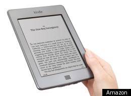 Amazon Kindle Touch Launches In UK