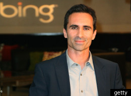 Nestor Carbonell a wealthy real estate developer in 'Smart One'