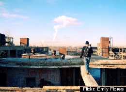Dominic Cristini, purported owner of a 3.5 million-square-foot former car factory in Detroit, has seemingly made no progress on his plan for the Packard Plant's demolition.