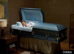 People who suffer from Sudden Unexpected Nocturnal Death syndrome fall asleep, but never wake up.
