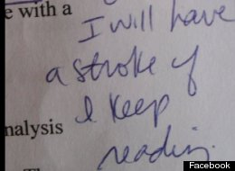 Teachers' Funniest Comments