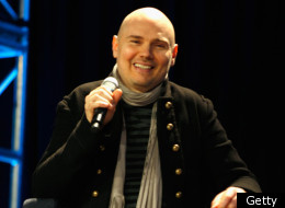 Billy Corgan at the SXSW Festival in Austin, Texas.