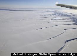 Michael Studinger, NASA Operation IceBridge
