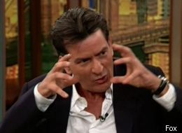 Charlie Sheen discusses