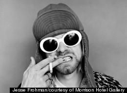 Kurt Cobain (Crédit: Jesse Frohman)