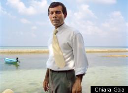 Maldives Former President Mohamed Nasheed
