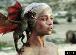 Daenerys Targaryen est l'un des personnages principaux de la saga