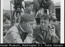 35mm black & white footage by SPECOU operators, Germany, May 1945 Copyright United States Holocaust Memorial Museum, Washington D.C. Public Domain