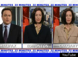 22 Minutes does double take on 2012 Alberta election. (YouTube)