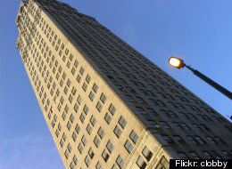 Renovations of the historic Broderick Tower in downtown Detroit are expected to be completed by September. The building, which has already filled many of its 127 rental units, is open for tours on Thursday, April 5, 2012.
