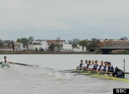 Cambridge university's team has won the 158th Xchanging Boat Race.