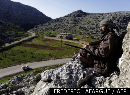 FREDERIC LAFARGUE / AFP