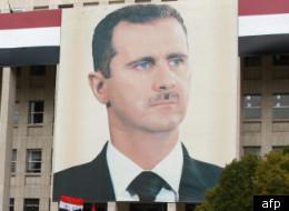 Portrait de Bachar el Assad.