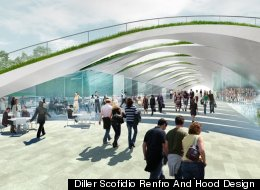 Diller Scofidio Renfro And Hood Design