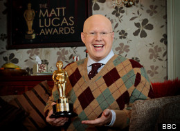 Matt Lucas debut his new series tonight