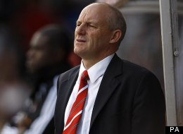 Steve Coppell endured a disastrous and brief stint at Bristol City in 2010
