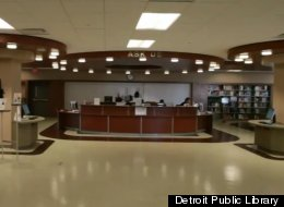 The Detroit Public Library system is holding several events for National Library Week.