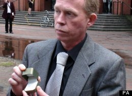 Gregory Todd outside Hull Crown Court