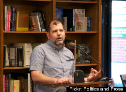 Tyler Cowen speaking at D.C.'s Politics and Prose bookstore.