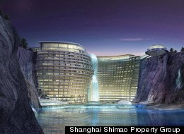 The InterContinental Shimao Wonderland plans to open in late 2014 or early 2015.