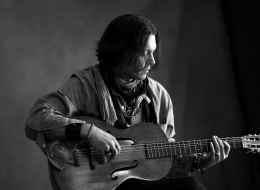 Johnny Depp in the video for Paul McCartney's