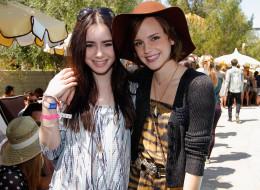 Les stars les mieux habillés au festival Coachella.