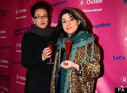 Grace Dent with Caitlin Moran
