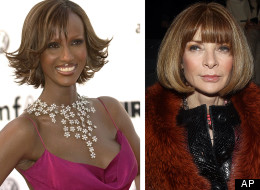 Vogue editor Anna Wintour and supermodel Iman will host the event.