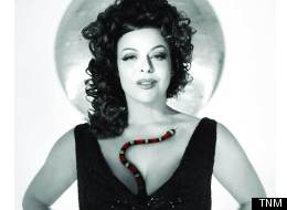 Louise Marleau dans Jocaste reine, TNM saison 2012-2013