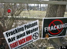 Fracking faces large-scale opposition due to environmental concerns
