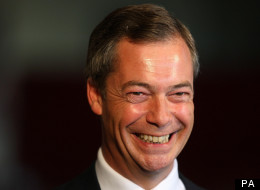UKIP Leader Nigel Farage has overtaken the LibDems in the polls