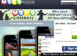 MocoSpace Screenshot