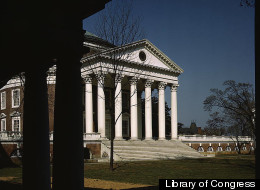 Charlottesville, VA, home of the University of Virginia, is one of several college and university towns that make great places to retire.