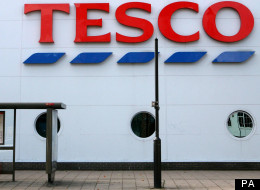 Tesco share price dropped £5bn earlier this year