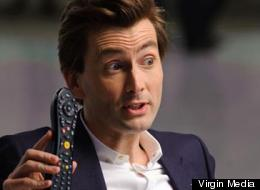 Virgin Media's ad is accused of playing on the Dr Who brand