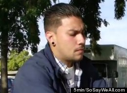 Enrique Cervantes, a college student in El Cajon, Calif., had an experience with the daughter of murdered Iraqi refugee Shaima Alawadi that may shed new light on the investigation.