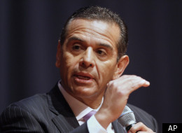 File photo of Mayor Antonio Villaraigosa. (AP Photo/Jacquelyn Martin)