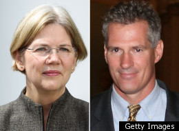 Elizabeth Warren and Scott Brown compete in a costly, highly charged race.
