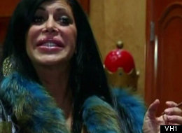 'Mob Wives': Big Ang's Christmas party and a surprise reconciliation
