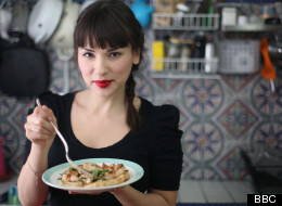 Tonight's is the last episode of Rachel Khoo's My Little Paris Kitchen