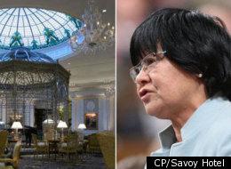 CP/Savoy Hotel