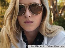 Lisa Eisner for Oliver Peoples