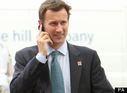 Jeremy Hunt is under pressure to resign