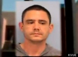 Police in Texas say that Peter Levay killed his neighbor by beating him with an electric guitar.