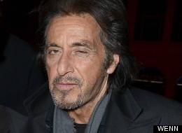 Pacino injured himself on set with Christopher Walken
