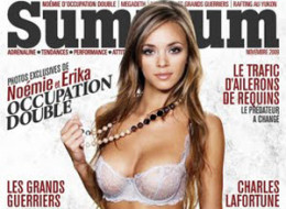 Federal grants worth $190,000 for two Quebec magazines, Summum and Summum Girls, featuring scantily-clad models are under fire in the wake of broad arts cuts announced in the last Conservative budget.