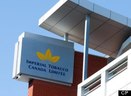 Imperial Tobacco Canada, Montreal offices on St Antoine street
